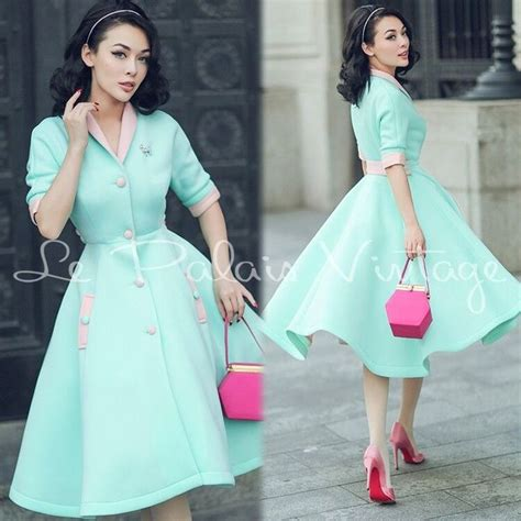 le chariot mint dress 282 best images about my style on 50s dresses