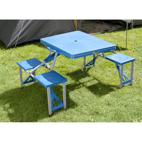 fold up picnic bench nyc folding picnic table and chairs 7075 fold up picnic