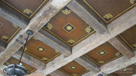 coffered ceiling design ceilings pinterest