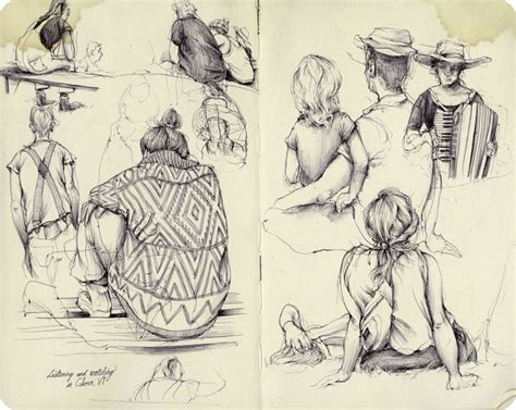 sketchbook idea the gallery for gt sketchbook ideas for