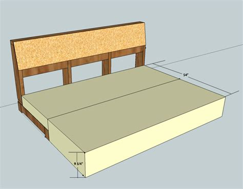 Build A Sofa Bed How To Make A Diy