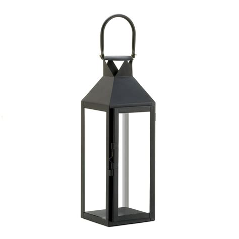 Home Decor Candle Lanterns Black Manhattan Candle Lantern At Koehler Home Decor