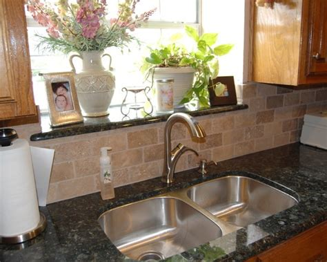 kitchen window sill decorating ideas window sill to match countertop waterproof nice touch
