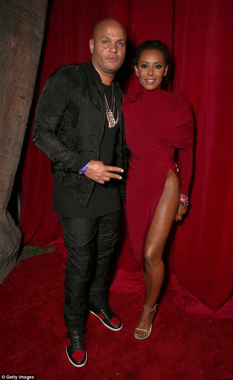 christa parker claims she had a five year affair with mel b mel b s ex claims father s death shocked her into divorce
