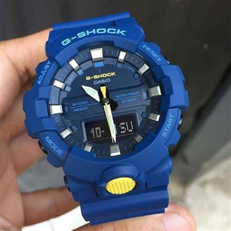 Casio G Shock Ga 800sc 7 Ga800sc Original authentic brand new casio g shock ga 800sc 2a blue men s