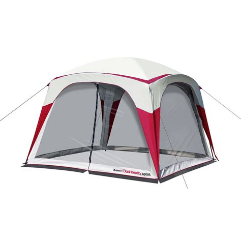 10 x 10 screen tent with floor king canopy 10 ft w x 20 ft d universal enclosed canopy