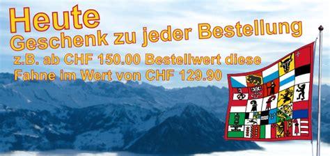 Gratis Sticker Bestellen Schweiz by Fahnen Flaggen Fahnenwelt Ch Schweizer Fahne