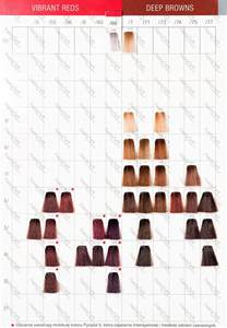 color touch wella wella color touch color chart images