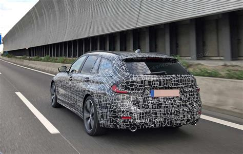 Bmw 3er Touring 2019 Motoren by New Bmw 3 Series G20 Will Debut At Motor Show
