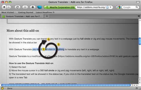 tradurre testo tradurre testo con i semplici movimenti mouse
