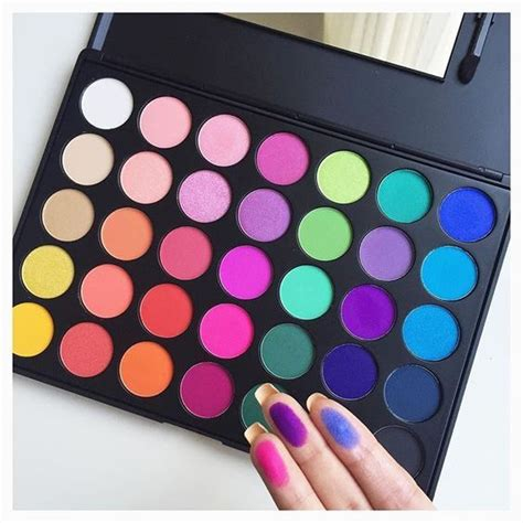 colorful eyeshadow palette the world s catalog of ideas