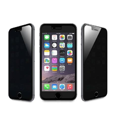 Screen Iphone 6 Pecah iphone 6 plus tempered glass privacy screen protector