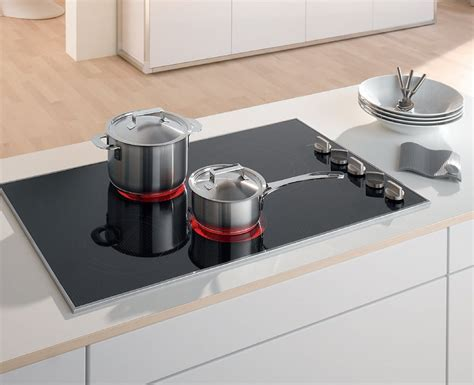 Miele KM5627208 36 Inch Electric Cooktop with 5 High Speed