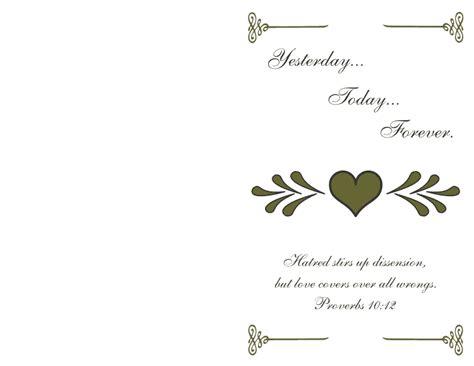wedding program cover templates wedding program cover 2
