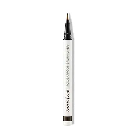 Innisfree Power Proof Brush Liner innisfree powerproof brush liner no 02 brown mik