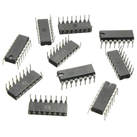 Infath Pt2399 Echo Processor Ic 10 pcs pt2399 echo delay ic chip dip ptc audio processor