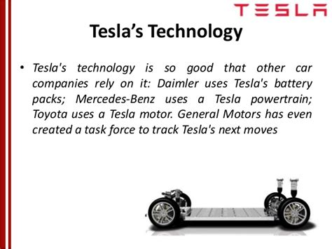 tesla car technology what makes tesla motors a great company