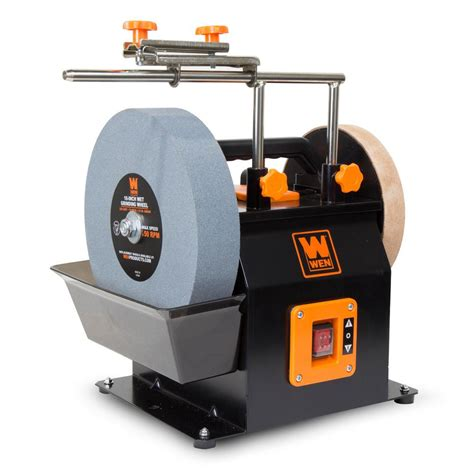 wen 10 in two direction water cooled sharpening