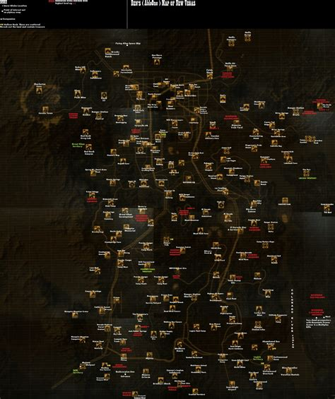 new vegas map fallout new vegas mods and community