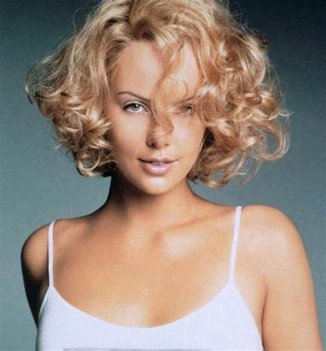 curly hairstyles short curly hairstyles for square faces