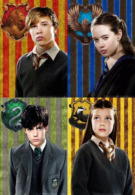 the houses of harry potter harry potter vs narnia images narnia kids sorted on harry