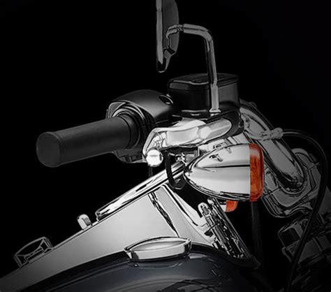Motorrad Elektronischer Gasgriff by Harley Davidson Softail Fat Boy 2017 Features