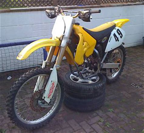 2000 Suzuki Rm250 Parts Dirtbike Breaker Motocross Breaker And Second
