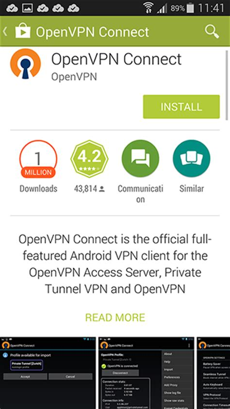 setup keenow unblocker vpn on your android device