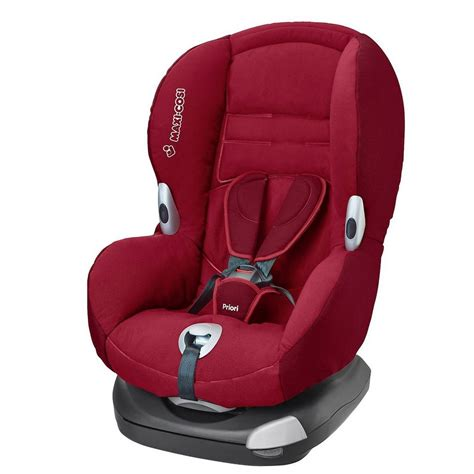 Auto Kindersitz Priori Xp by Maxi Cosi Auto Kindersitz Priori Xp Shadow Red 2015