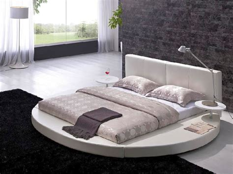 round beds 13 unique round bed design ideas