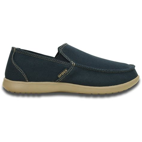 crocs loafers santa crocs santa clean cut loafer navy tumbleweed crocs