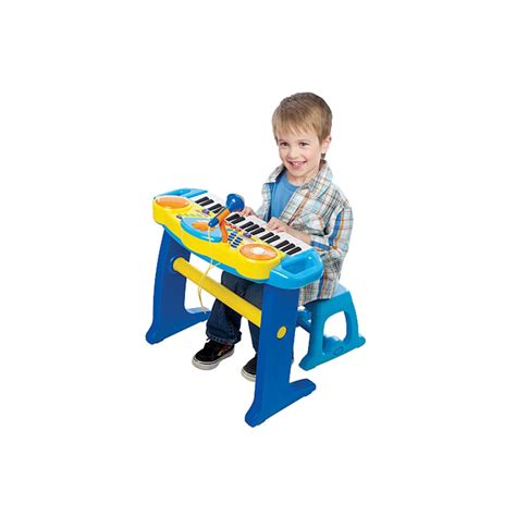 Bruin Light Up Keyboard With Stool by Bruin Light Up Keyboard With Stool Toys Quot R Quot Us Australia