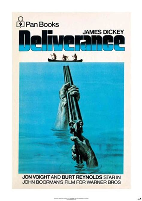 themes in deliverance by james dickey deliverance james dickey poster buy online