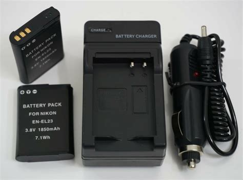Nikon P900 Battery by Battery 2 Pack Charger For Nikon Coolpix P600 P610 P900 S810c Digital Ebay