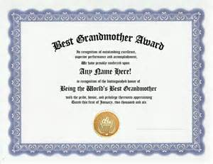 appreciation letter grandmother best grandmother grandfather award certificate grandma letters to granddaughter from grandmother just b cause