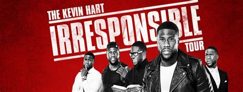 kevin hart tour kevin hart s irresponsible tour expands in 2018 insider