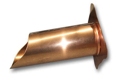 quick custom metals scuppers