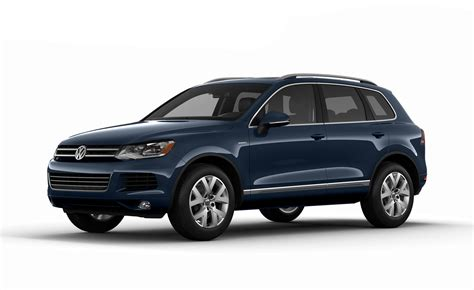volkswagen prices new and used volkswagen touareg vw prices photos autos post