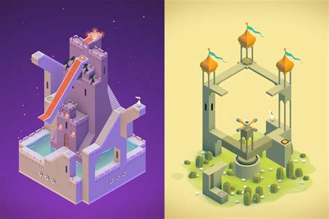 monument valley android monument valley now available on android