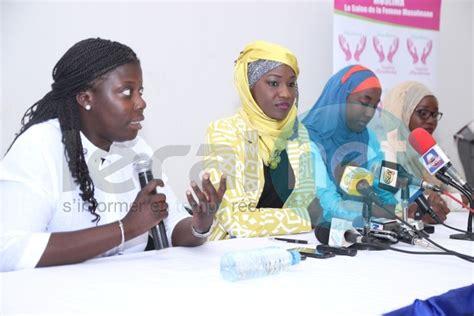 1er salon de la femme musulmane au s 233 n 233 gal le leadership