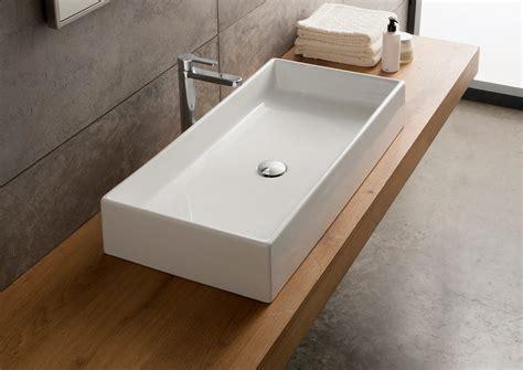 lavelli da appoggio lavabo da appoggio scarabeo serie quot teorema quot casaomnia