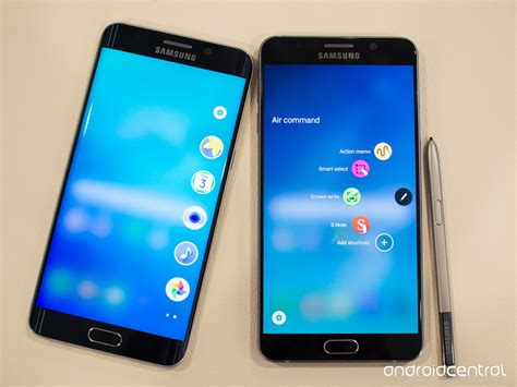 Samsung S6 Note samsung galaxy note 5 galaxy s6 variants receive security update from verizon android central