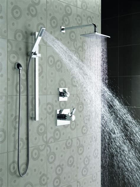 Delta Shower by Faucet Vero Tempassure Shower Package Ch In Chrome