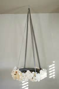 hanging mobile from ceiling flower mobile again jones design company