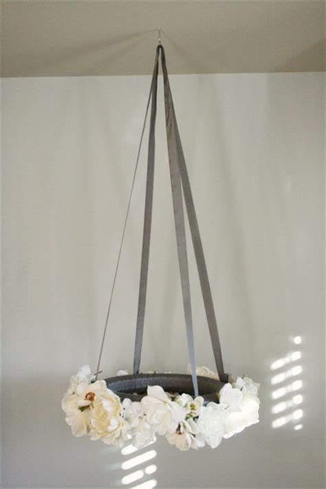 How To Hang Baby Mobile From Ceiling by Flower Mobile Again Jones Design Company
