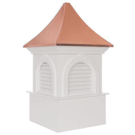 Directions Cupola by Directions Smithsonian Newington Vinyl Cupola With