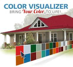 metal roof colors simulator house siding colors simulator quotes