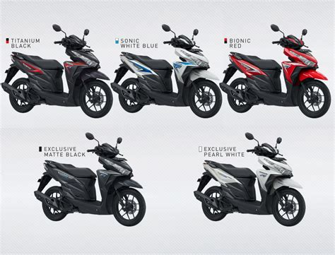 As Standar Tengah Ahm Kwn Pcx Vario 125 B16 O643 ini dia pilihan warna all new honda vario 150 esp bmspeed7 com 187 bmspeed7