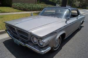 1964 Chrysler 300 For Sale 1964 Chrysler 300 For Sale