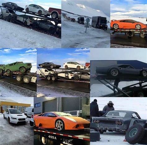 fast and furious 8 film location iceland fast and furious 8 teaser trailer